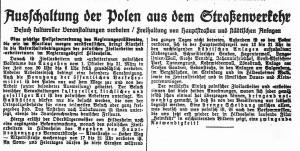 Hildesheimer Allgemeine Zeitung, 6. November 1941, Stadtarchiv Hildesheim