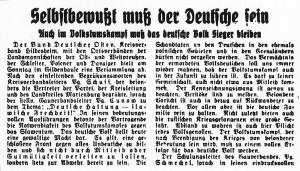 Hildesheimer Beobachter, 13.10.1941  Stadtarchiv Hildesheim